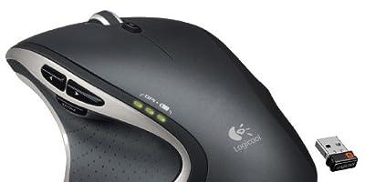 LOGICOOL ワイヤレスマウス パフォーマンスマウス 高速スクロール対応ホイール搭載  M950