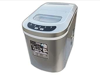【高速製氷機【VS-ICE02】】製氷機 家庭用 製氷器 氷 (シルバー)
