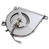 D DOLITY ノートパソコンCPU冷却ファン HP Omen 15-AX 15-AX000 15-AX030TX TPN-Q173用 冷却ファン
