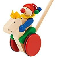 Trotto Push-Toy by Selecta [並行輸入品]