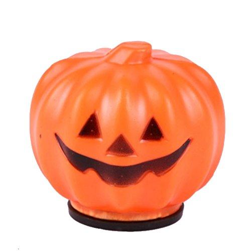YideaHome パンプキンランタン かぼちゃ 飾り LEDキャンドルライ...