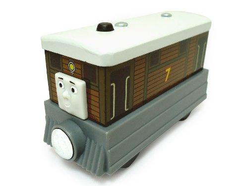[해외]토마스 나무 레일 시리즈 토비 Y4081/Thomas the Tank Engine Wooden Rail Series Tobey Y 4081