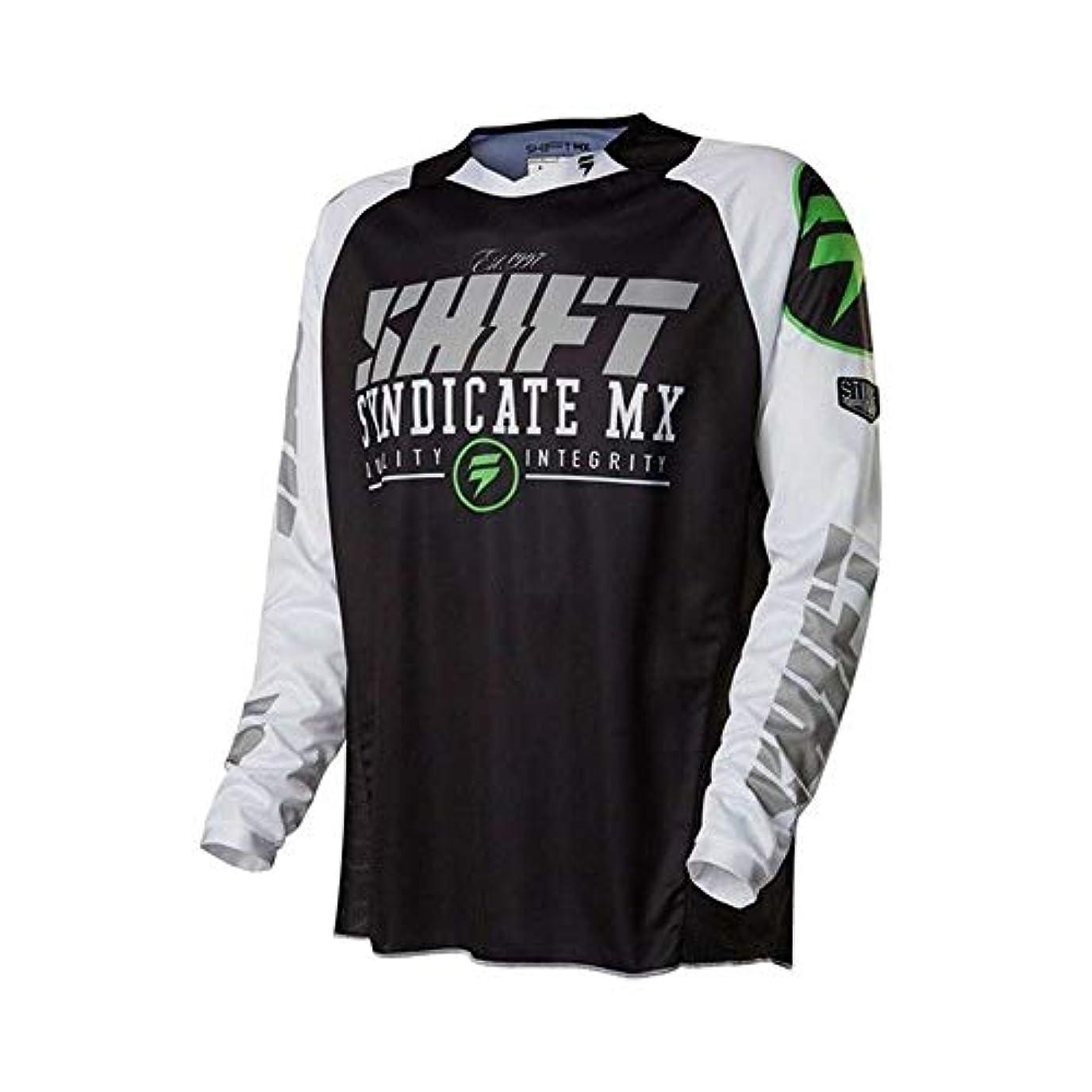 千注入群集CXUNKK オートバイのオフロード服に乗って夏のアウトドアライディングスピードの服長袖シャツメンズマウンテンバイク (Color : 15, Size : S)
