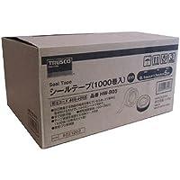 TRUSCO(トラスコ) シールテープ5M 1000巻入 HW805