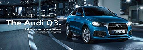 【クーポン利用で実質無料】Audi Q3 カタログ