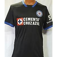 新しい。La maquina de Cruz Azul Third 17 – 18 Genericジャージー大人用Liga MX。小さい。