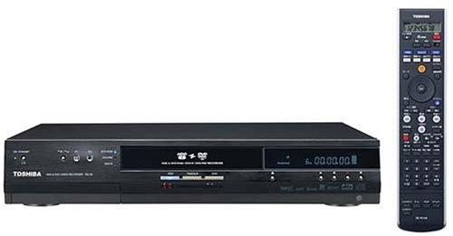TOSHIBA W録 RD-X5 600GB HDD&DVDレコーダー 地上アナログ機