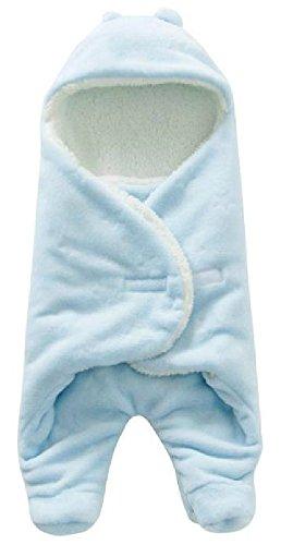 あったかふわふわボアおくるみ赤ちゃん新生児防寒