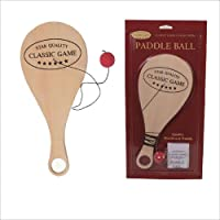 Classic Games, Star Quality Paddle Ball 12 Inch by Classic Game