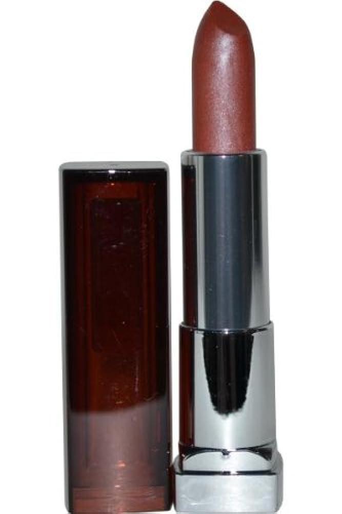 コールド間に合わせボランティアMaybelline Color Sensational Lipstick - 770 Brown Attitude