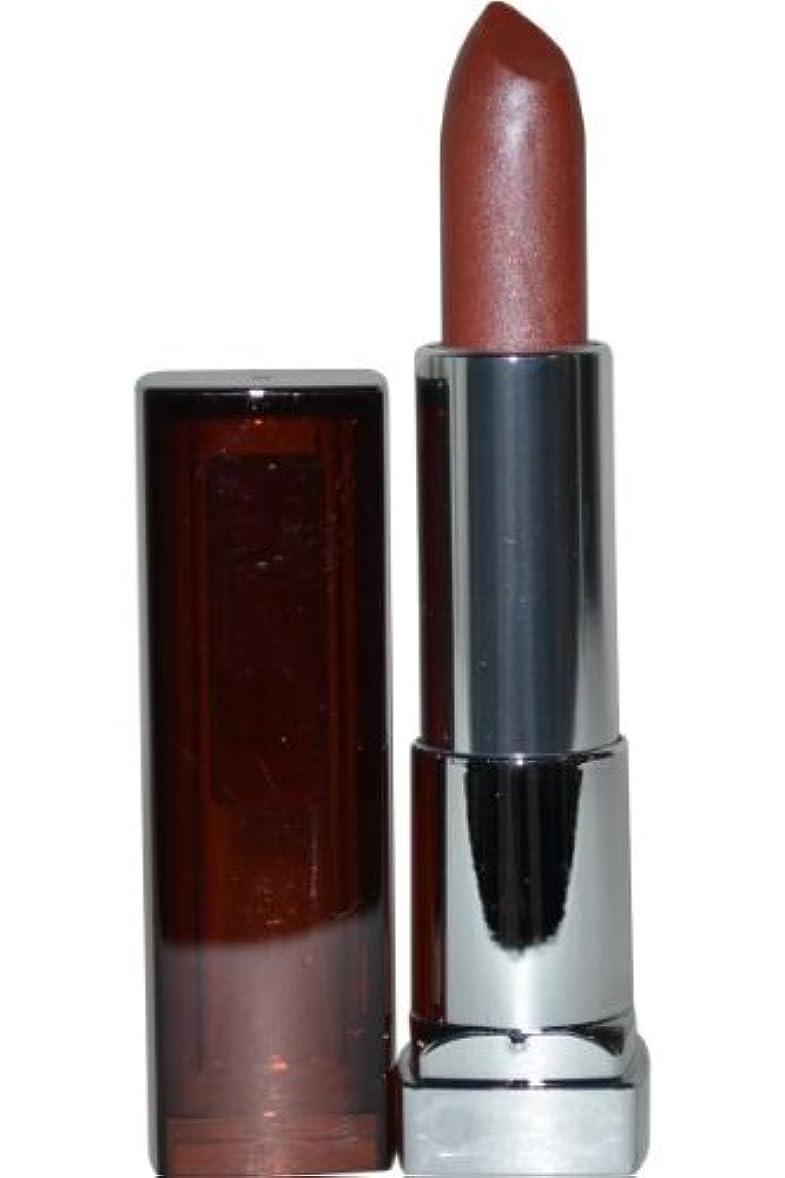 爵終わりモッキンバードMaybelline Color Sensational Lipstick - 770 Brown Attitude