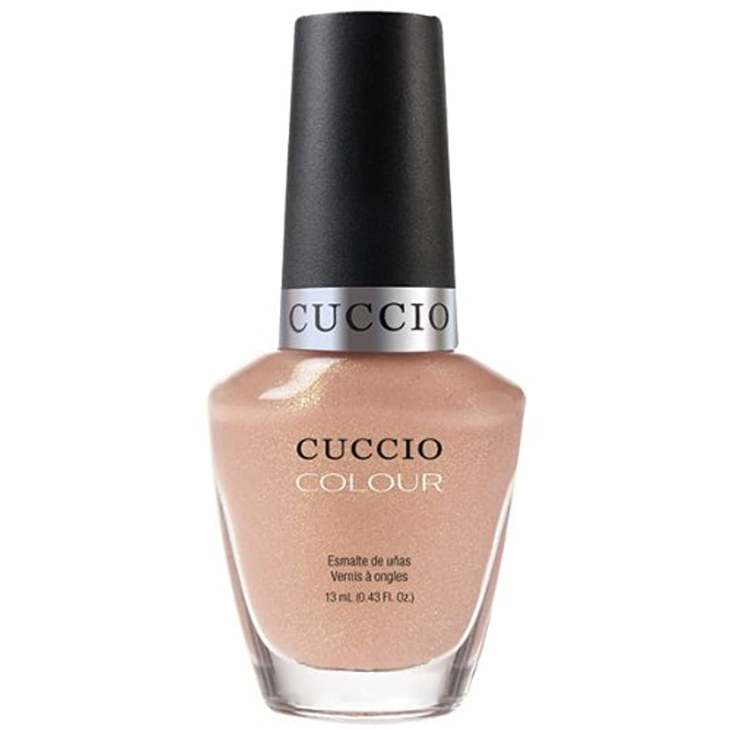 見込みボンド船上Cuccio Colour Gloss Lacquer - Los Angeles Luscious - 0.43oz / 13ml