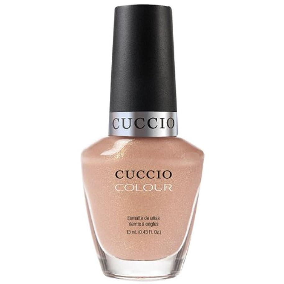 鋼セージ奇妙なCuccio Colour Gloss Lacquer - Los Angeles Luscious - 0.43oz / 13ml