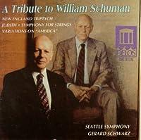 Schumann: William Schuman