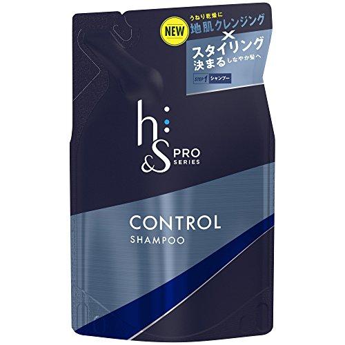 h&s シャンプー PRO Series コントロール 詰め替え 300mL