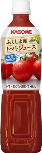 ふくしま産トマトジュース 食塩無添加 720ml ×15本