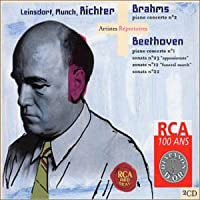 Brahms/Beethoven: Piano Concer