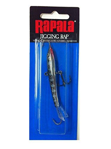 ラパラ(Rapala) ジギングラップ 9cm 26g メタリックゴールド JIGGING RAP W9-MS