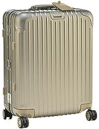 (リモワ)/RIMOWA キャリーバッグ メンズ TOPAS TITANIUM スーツケース 45L シャンパンゴールド 92456034-0002-0014 [並行輸入品]