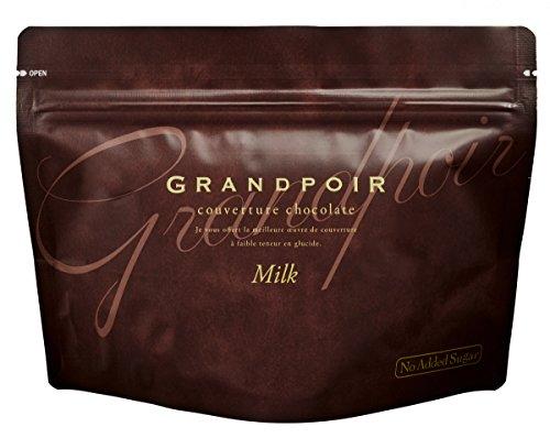 砂糖不使⽤ ・糖質カットチョコレート グランポワール ミルク