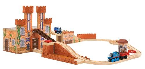 きかんしゃトーマス 木製レールシリーズ キング・オブ・ザ・レイルウェイお城セット (Y4475)