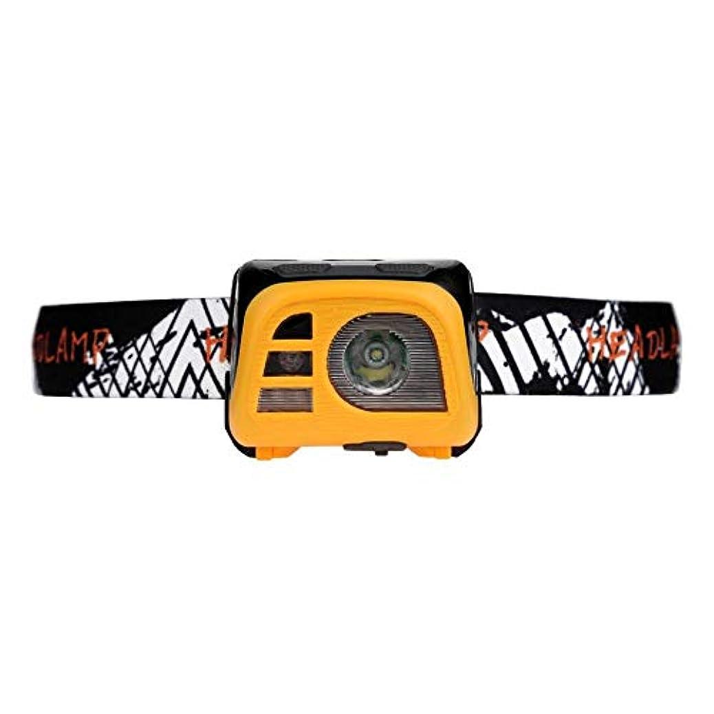 報告書め言葉限られたLED ヘッドライト 5モード調光 センサー 2スイッチ USB充電式 IPX4防水 電量表示機能付き 高輝度LED 作業灯 防災 登山 釣り ランニング 夜釣り キャンプ 対応 実用的 軽量 調整可能 ヘルメットライト ランタン 4色選べ Matefieldjp