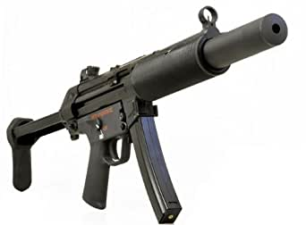 VFC/Umarex MP5SD3 ガスブローバックガン (JPver./HK Licensed)