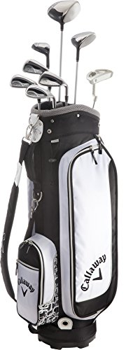 Best-Selling Golf Clubs in Japan callaway (callaway) golf club set soleil women's all-in-one set 8 clubs with caddy bag 2016 model