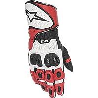 アルパインスターズGPプラスRレザー手袋 M ブラック 3556517-123-M