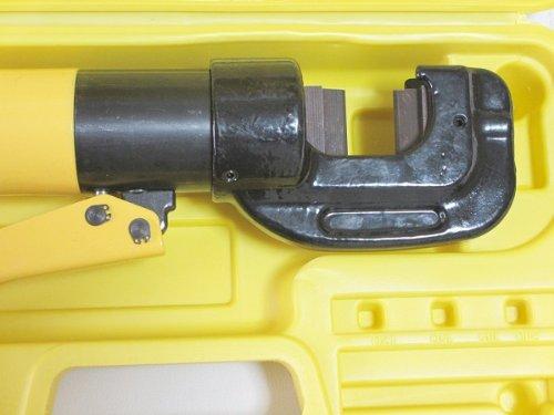 【Y's】手動 油圧式 鉄筋 カッター 切断能力 22mm 出力 12t  替え刃付き