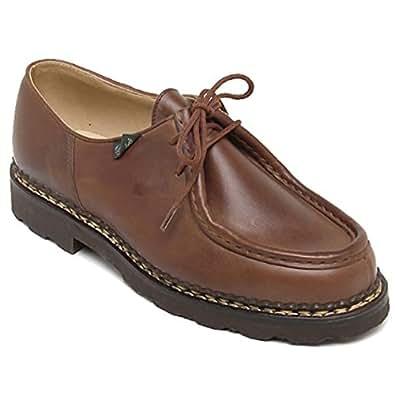 パラブーツ Paraboot ミカエル 715603 MICHAEL チロリアンシューズ メンズ 靴 MARRON ブラウン[並行輸入品]