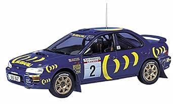 ハセガワ 1/24 スバル インプレッサ 1993年 RAC ラリー プラモデル 20297