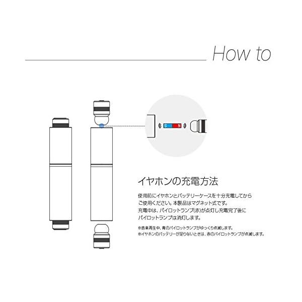 【日本正規代理店品】Beat-in ワイヤレス...の紹介画像8