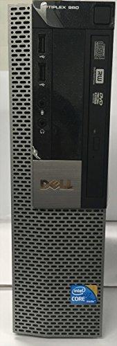 DELL Optiplex 980 2800SFF Core i7-860 2.8GHz 4GB/320GB/マルチ/Win7/Radeon HD3450 中古PC