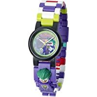 [レゴ ウォッチ] LEGO WATCH バットマン ムービー ジョーカー 腕時計 [並行輸入品]