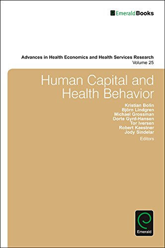 Human Capital and Health Behavior (Advances in Health Economics and Health Services Research)