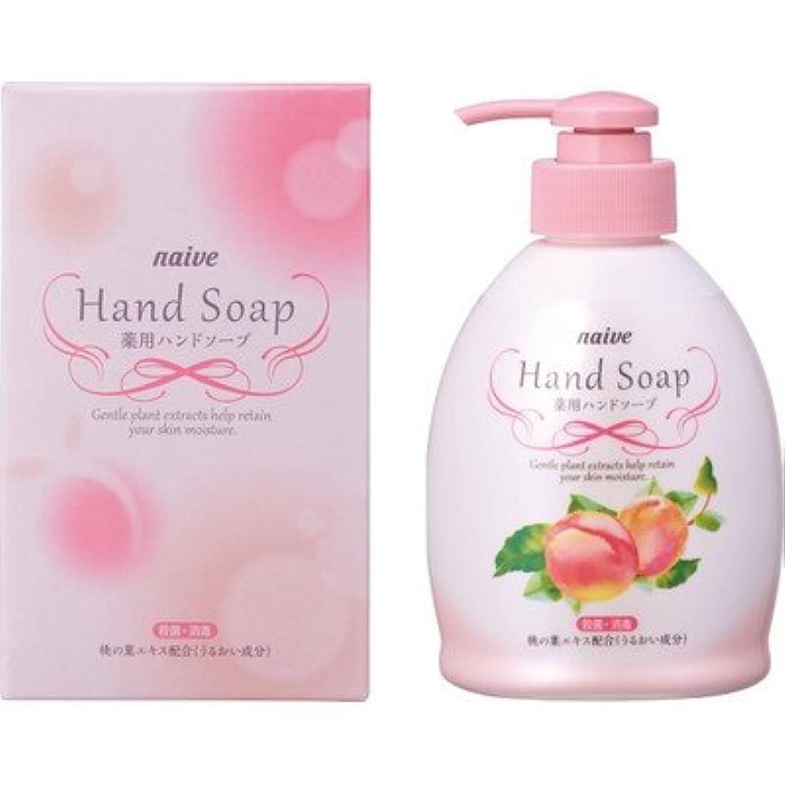 風味マングルセラフナイーブ 薬用植物性ハンドソープ(化粧箱入) 18-0729-072