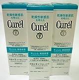 キュレル 化粧水III とてもしっとり 150ml入り×3本