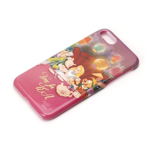 iPhone8/7用 ハードケース アリス PG-DCS126ALC