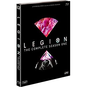 レギオン ブルーレイBOX [Blu-ray]