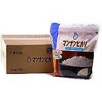 マンナンヒカリ 9kg[1.5kg×6袋]