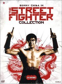 STREET FIGHTER COLLECTION (3 DISC DVD SET) **JAPANESE SOUND WITH SWEDISH/FINNISH/NORWEGIAN SUBTITLES **NO ENGLISH** NEW AND SEALED
