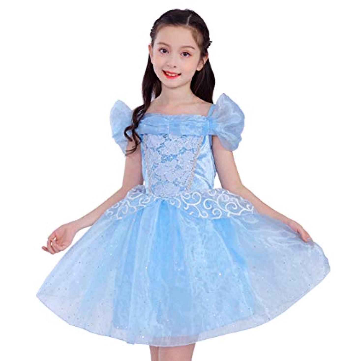 備品樹皮目指すDressy Daisy 幼児 女の子 プリンセス ベルシンデレラ オーロラ ジャスミン ドレスアップコスチューム ファンシーパーティードレス