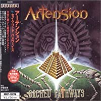 Sacred Pathways (+Bonus) by Artension (2001-12-19)