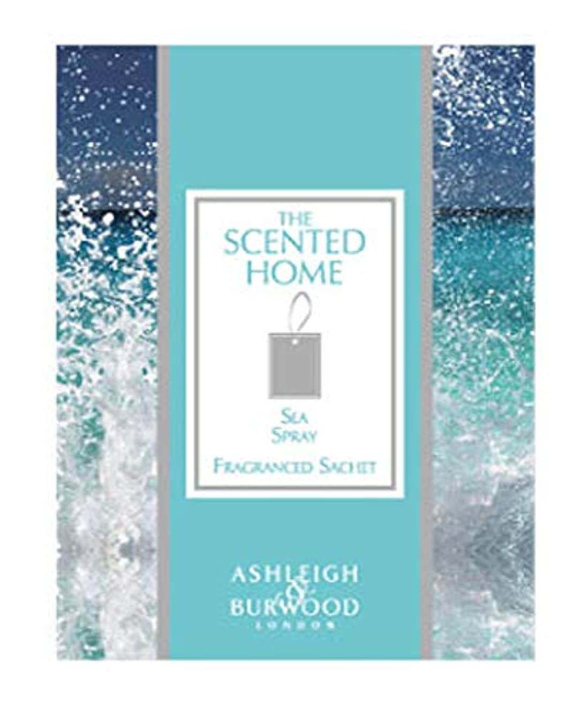 人工いっぱいキャップアシュレイ&バーウッド(Ashleigh&Burwood) Ashleigh&Burwood サシェ シースプレー Sachet SeaSpray アシュレイ&バーウッド 105㎜×80㎜×5mm/3個