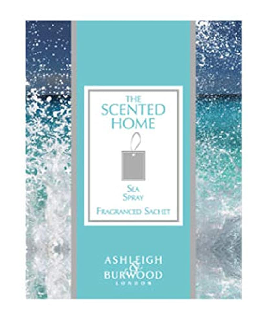 有毒な形容詞を通してAshleigh&Burwood サシェ シースプレー Sachet SeaSpray アシュレイ&バーウッド