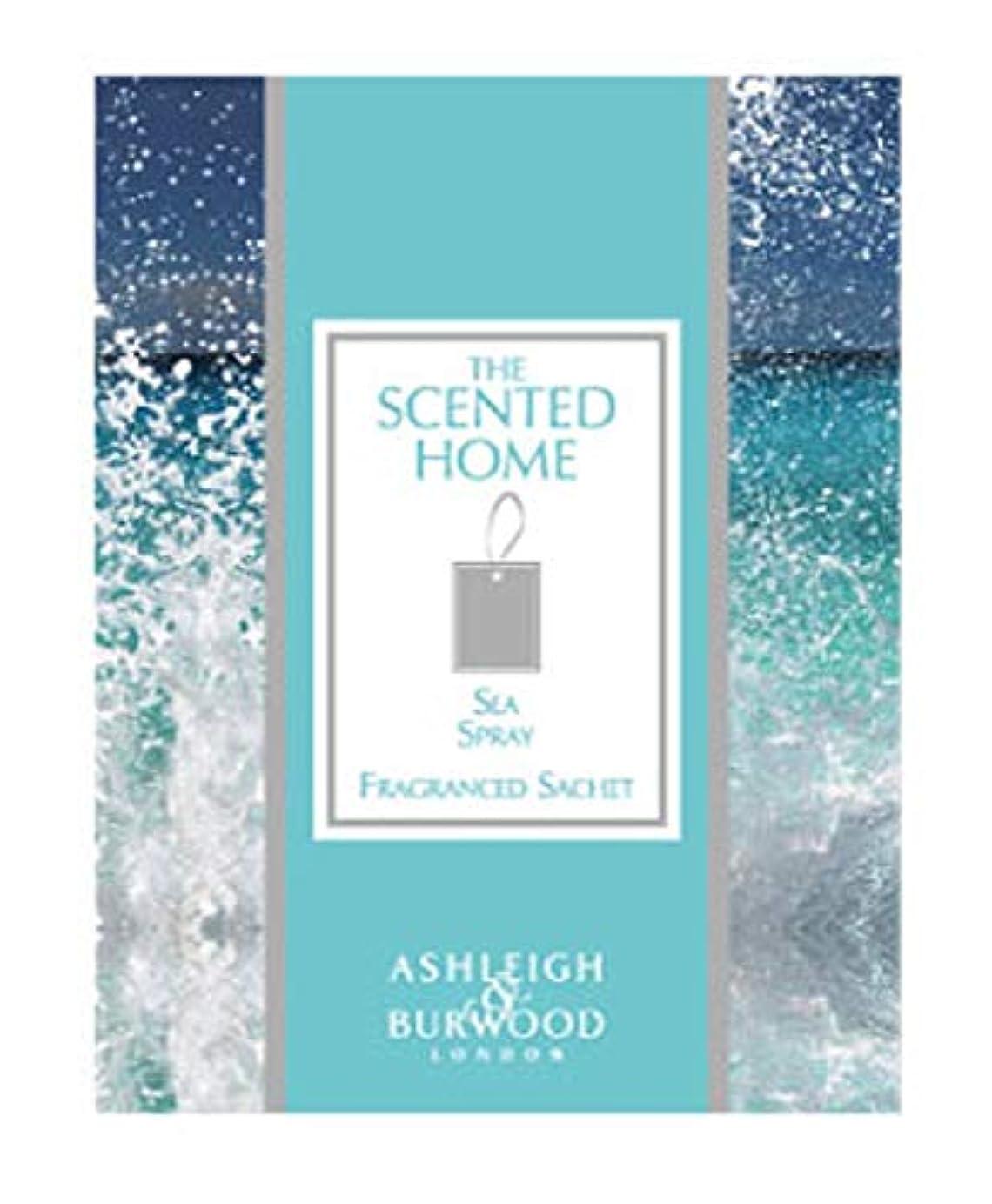 原油円形の時計アシュレイ&バーウッド(Ashleigh&Burwood) Ashleigh&Burwood サシェ シースプレー Sachet SeaSpray アシュレイ&バーウッド 105㎜×80㎜×5mm/3個