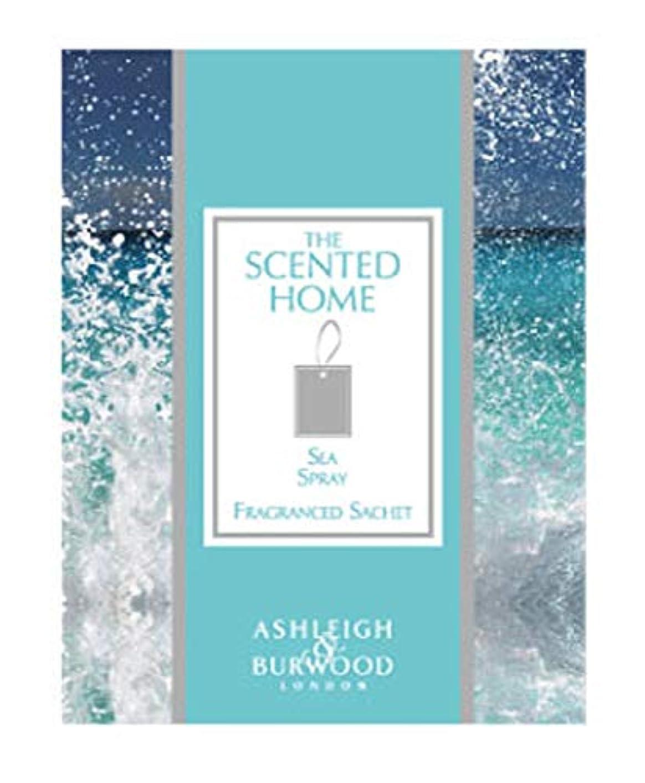 まつげゲートウェイゲートアシュレイ&バーウッド(Ashleigh&Burwood) Ashleigh&Burwood サシェ シースプレー Sachet SeaSpray アシュレイ&バーウッド 105㎜×80㎜×5mm/3個