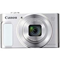 Canon コンパクトデジタルカメラ PowerShot SX620 HS ホワイト 光学25倍ズーム/Wi-Fi対応 PSSX620HSWH-A