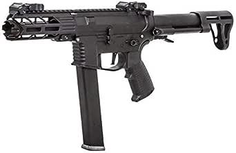 Classic Army クラシックアーミー NEMESIS X9 電動ガン ECS電子トリガーシステム搭載 M-LOK スライドストック 3/5点バーストBK